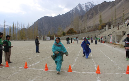 Special Olympics held in Hunza