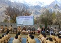 Boy Scouts Leaders trained in Chatorkhand, Ghizar