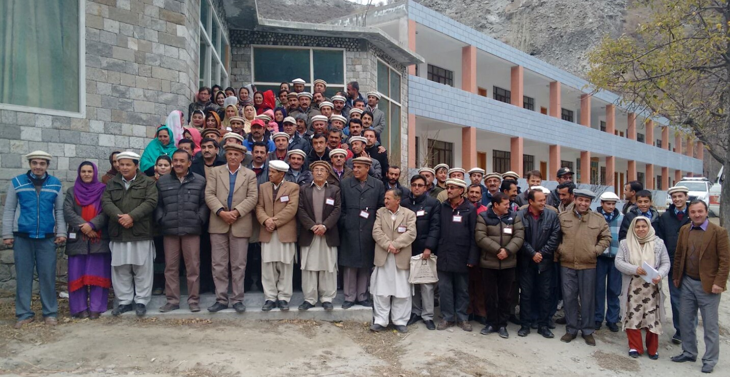 First Tehsil Educational Conference held in Gojal, Hunza