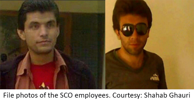 Successful Negotations: Abductors release SCO officials after 23 days