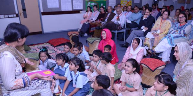 Reading for Children in Gilgit-Baltistan