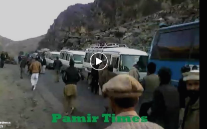 Kohistan: KPK police high-handedness, police opened aerial firing and launched baton charges on passengers of Gilgit-Baltistan en route from Gilgit to Islamabad