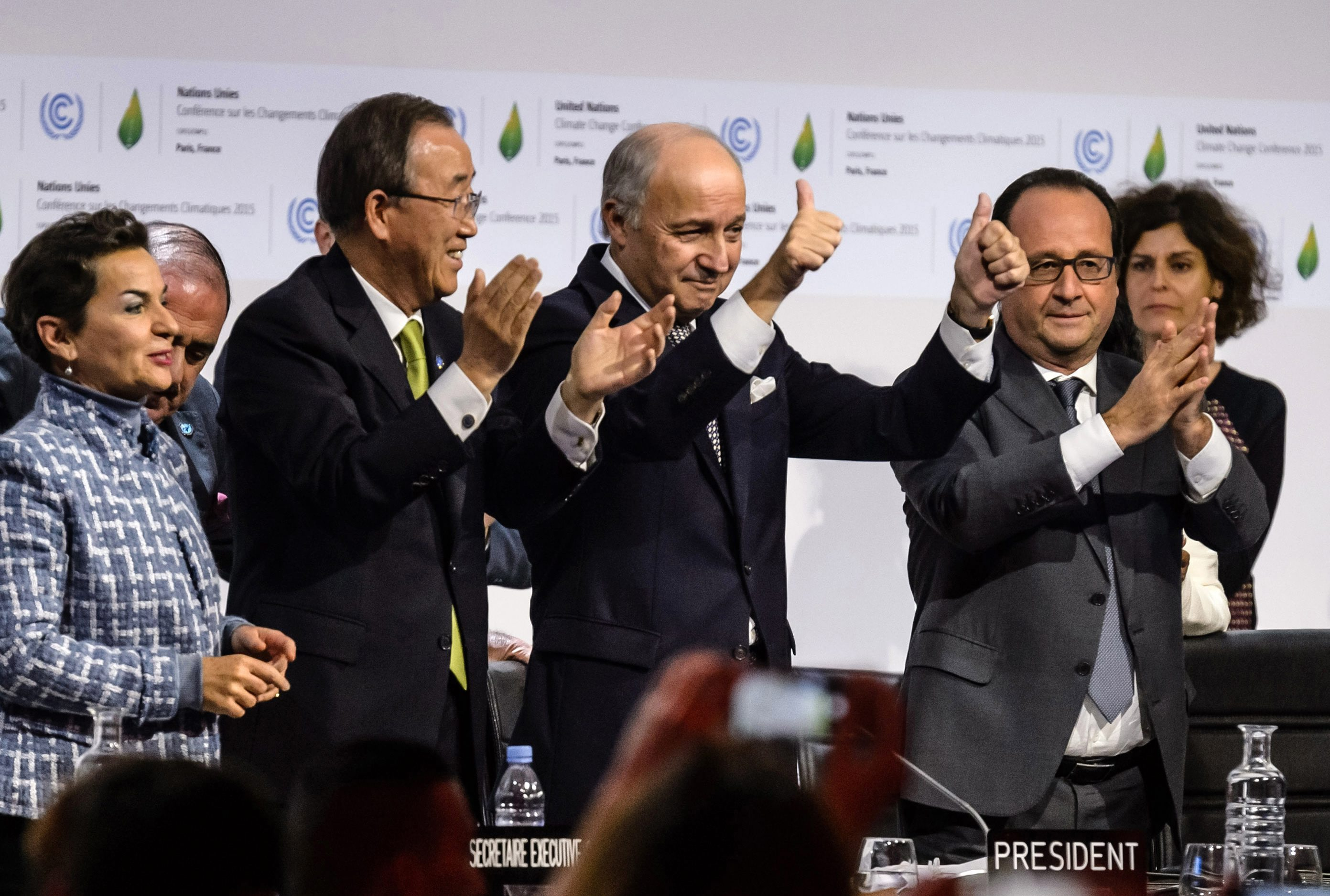 Paris climate change agreement: the deal at a glance