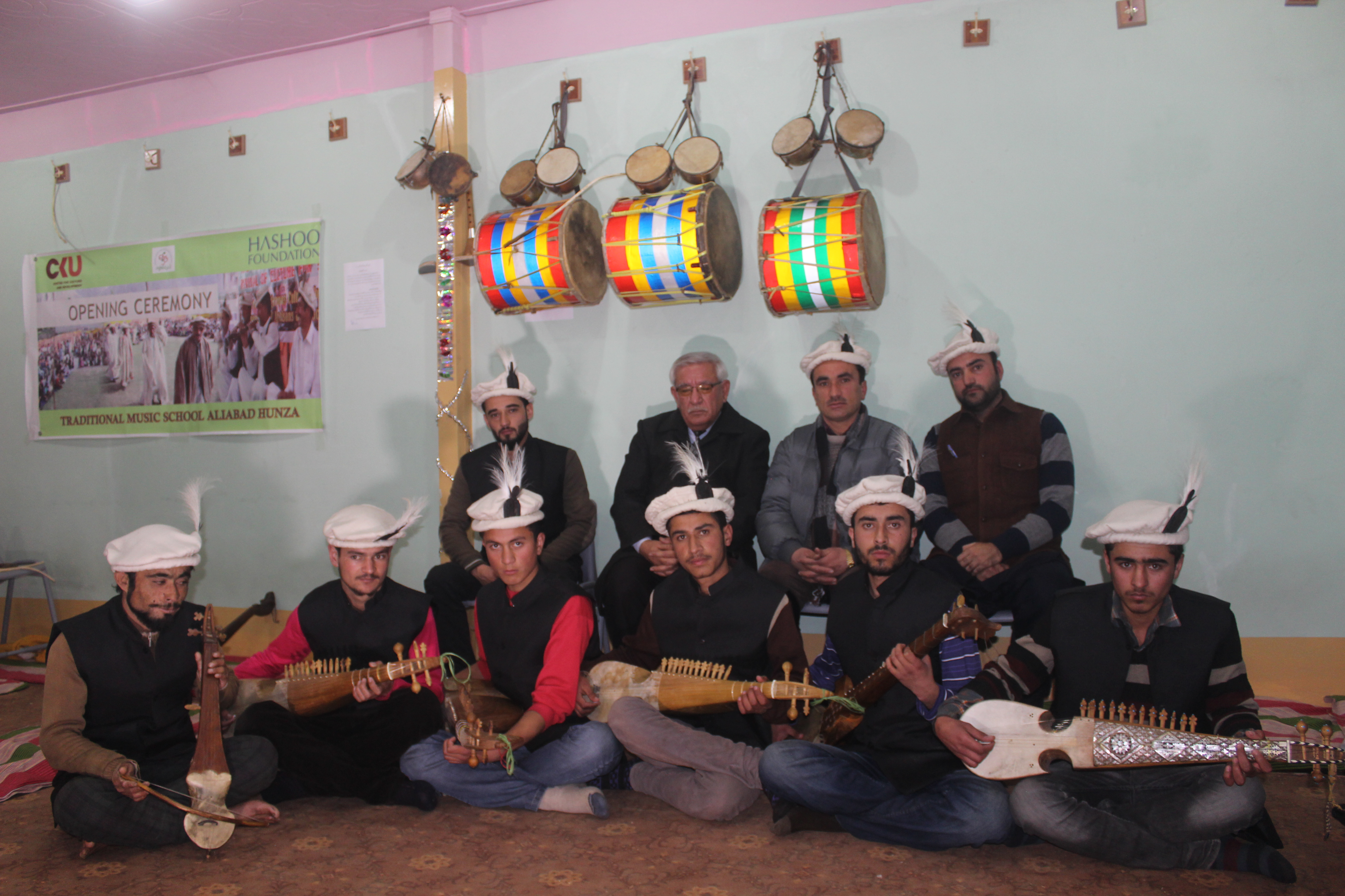 Reviving Hunza Traditional Music