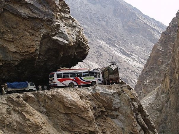 Delays in Skardu-Jaglot Road Project