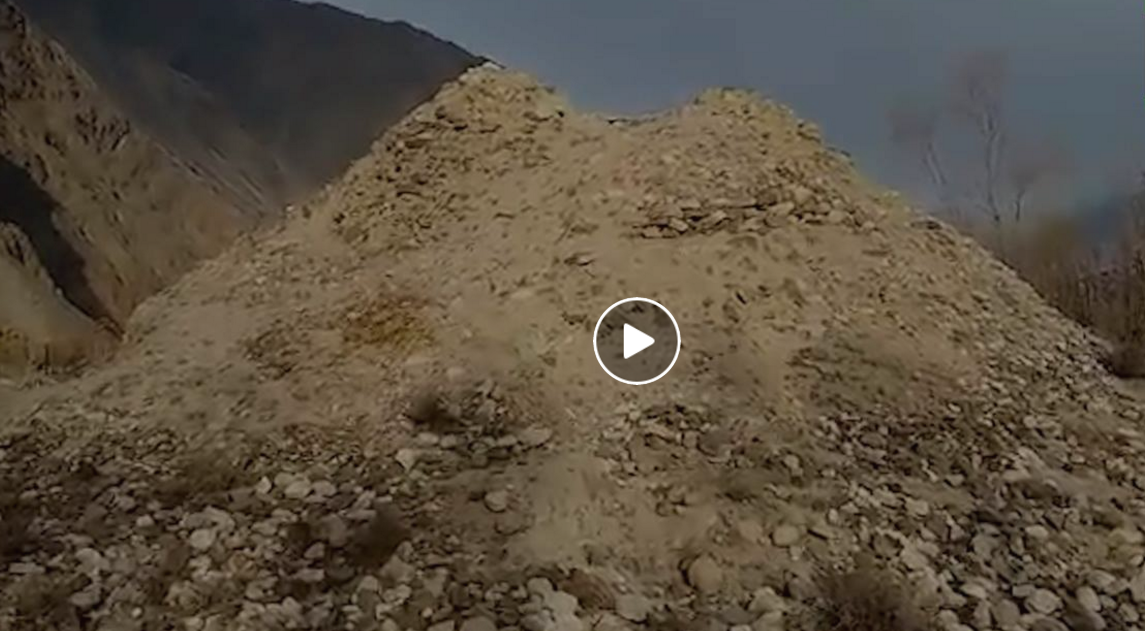 [Video] Ancient Hanzel Stupa- The ruined mounds in Hanzel near Gilgit