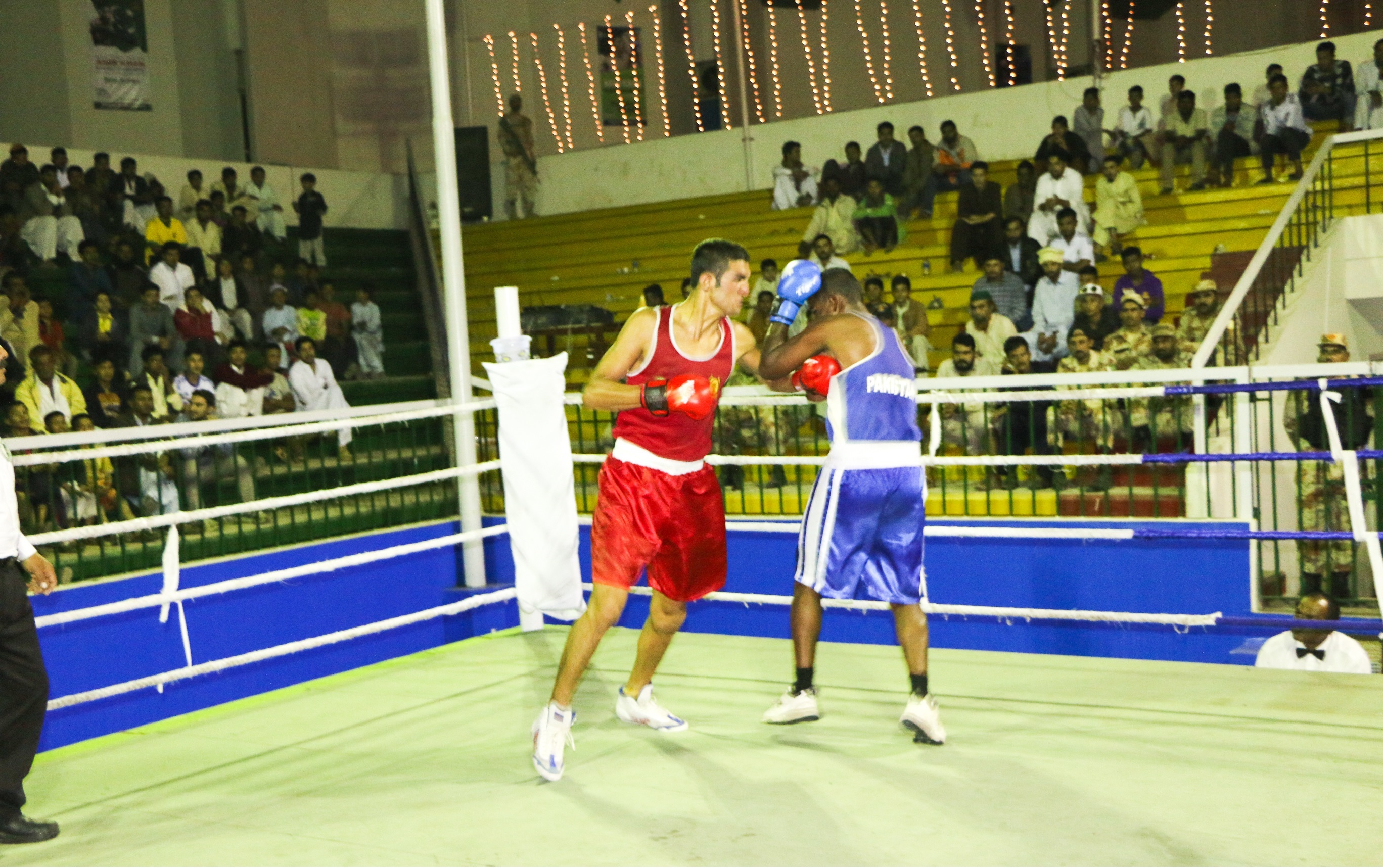 GB boxers through to final in 56 and 91 kg categories