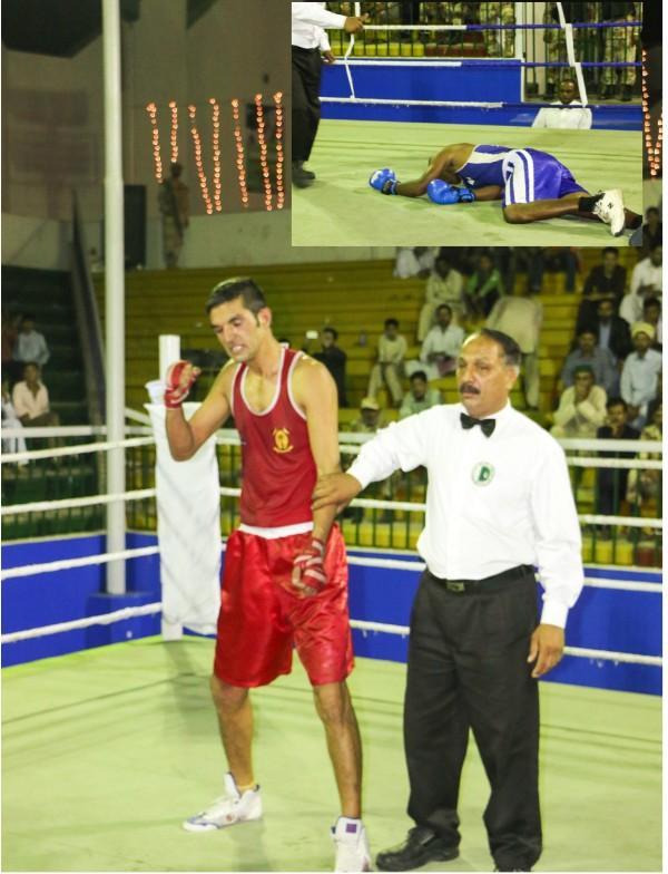 boxing azhar