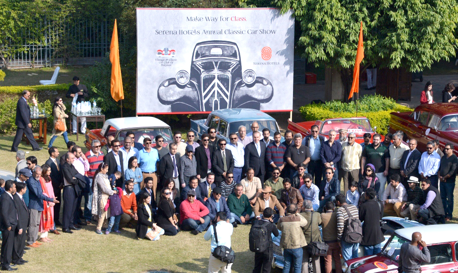 Serena Hotels Annual Classic Car Show 2015 held