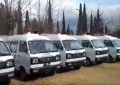 Pak Suzuki Family donates Ambulances to GBDMA
