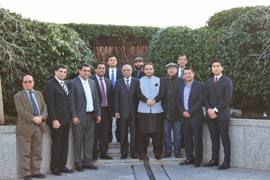 CM Gilgit-Baltistan visits Ismaili Centre London, invites businessmen to explore investment opportunities