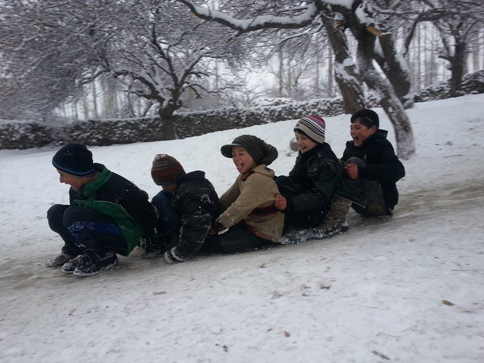 Pictorial- Snow blankets upper valleys in Gilgit-Baltistan