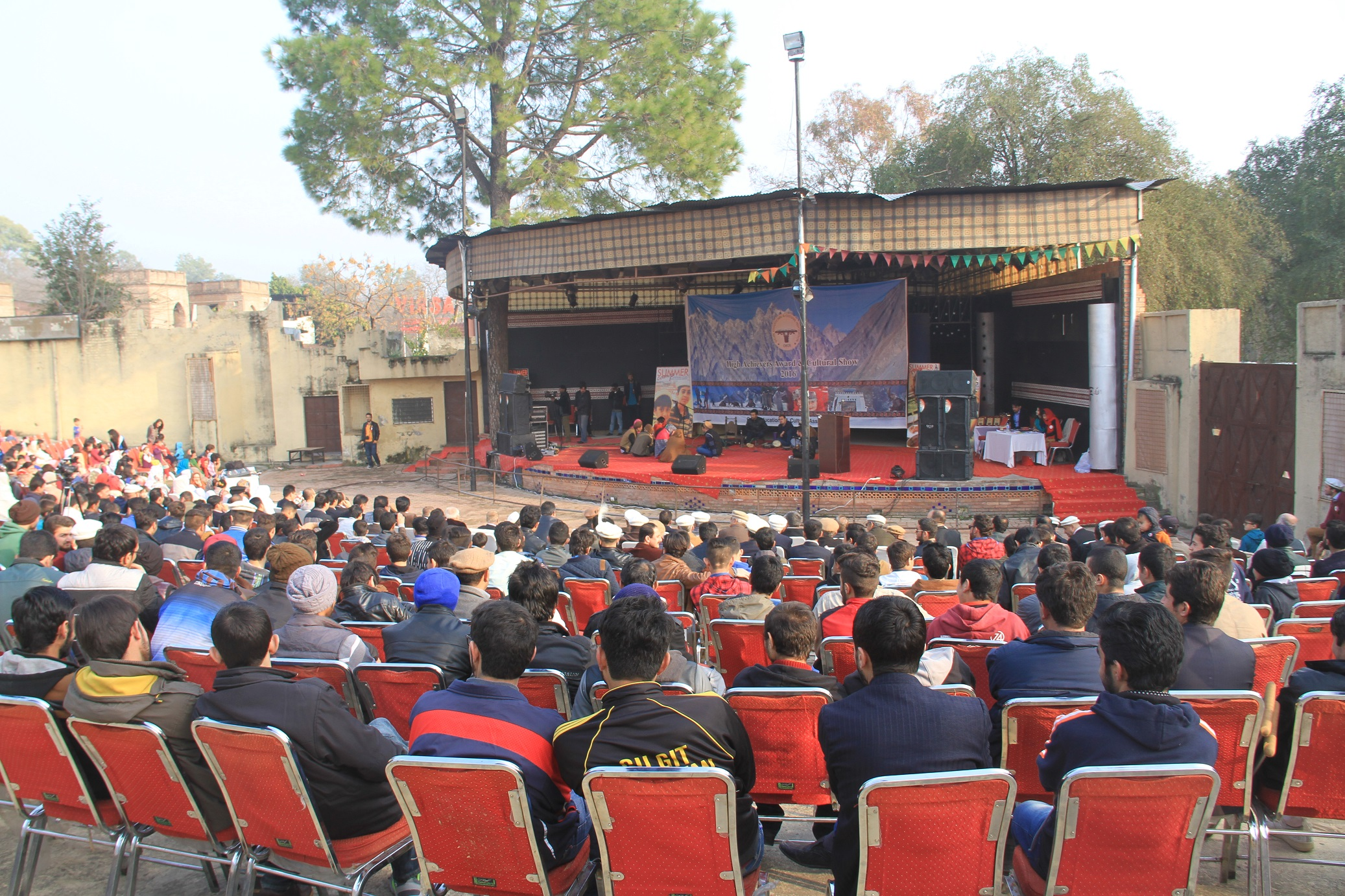 High achievers from Gojal honored during GECA event in Islamabad