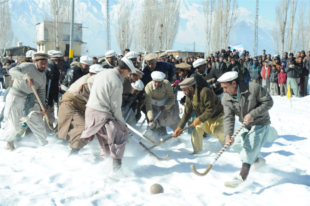 "Skardu: Amazing photographs of ""Ko-Polo"" game"