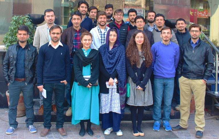 Youth led organization OEC's Winter Dialogue held to discuss Vision 2020
