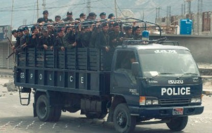 Home Ministry issues threat alert, security beefed up in Gilgit-Baltistan