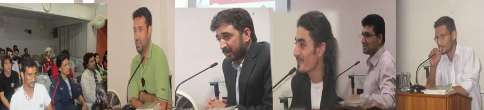 Burushaski language and literature discussed at session organized by GBYF