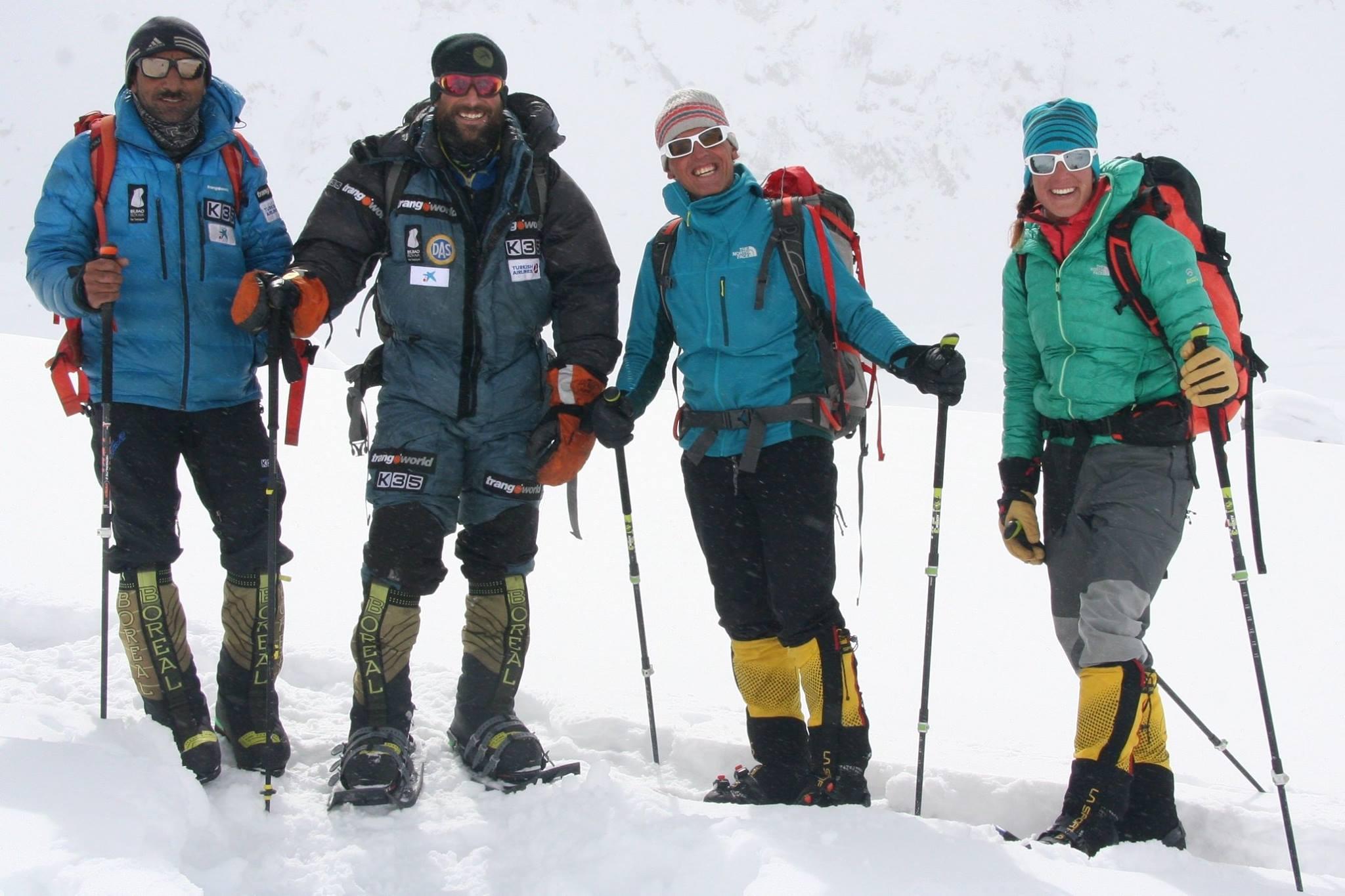 First-ever winter ascent of Nanga Parbat