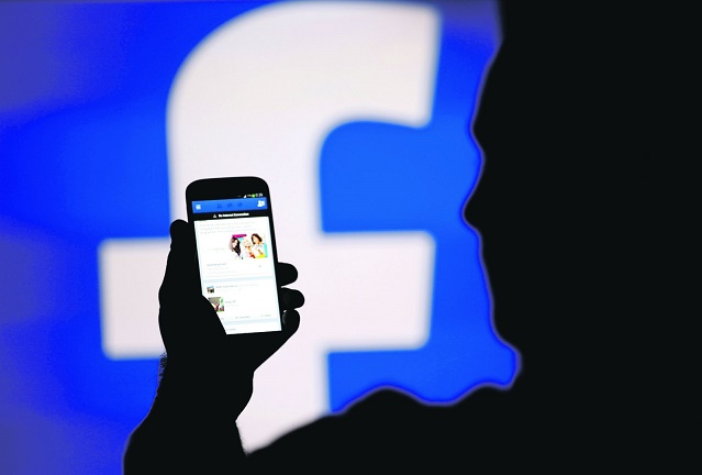 Suspect held for harassing woman through fake Facebook accounts