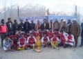 Football tournament concluded in Central Hunza
