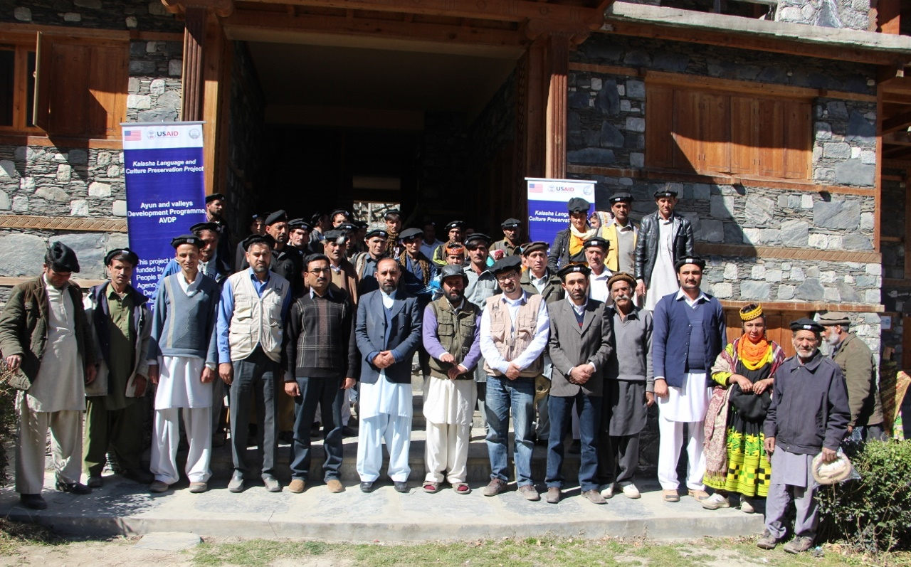 Project launched to preserve Kalash language and culture