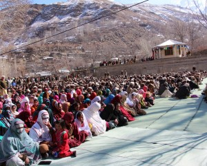 Chitral: Thousands gather to remember the teachings of Pir Nasir Khusraw