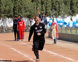 Team Gilgit-Baltistan participates in first Pakistan Blind Sports Festival – Pictorial
