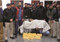 Gilgit Police arrests 3 drug peddlers, 6,974 grams of Chars recovered