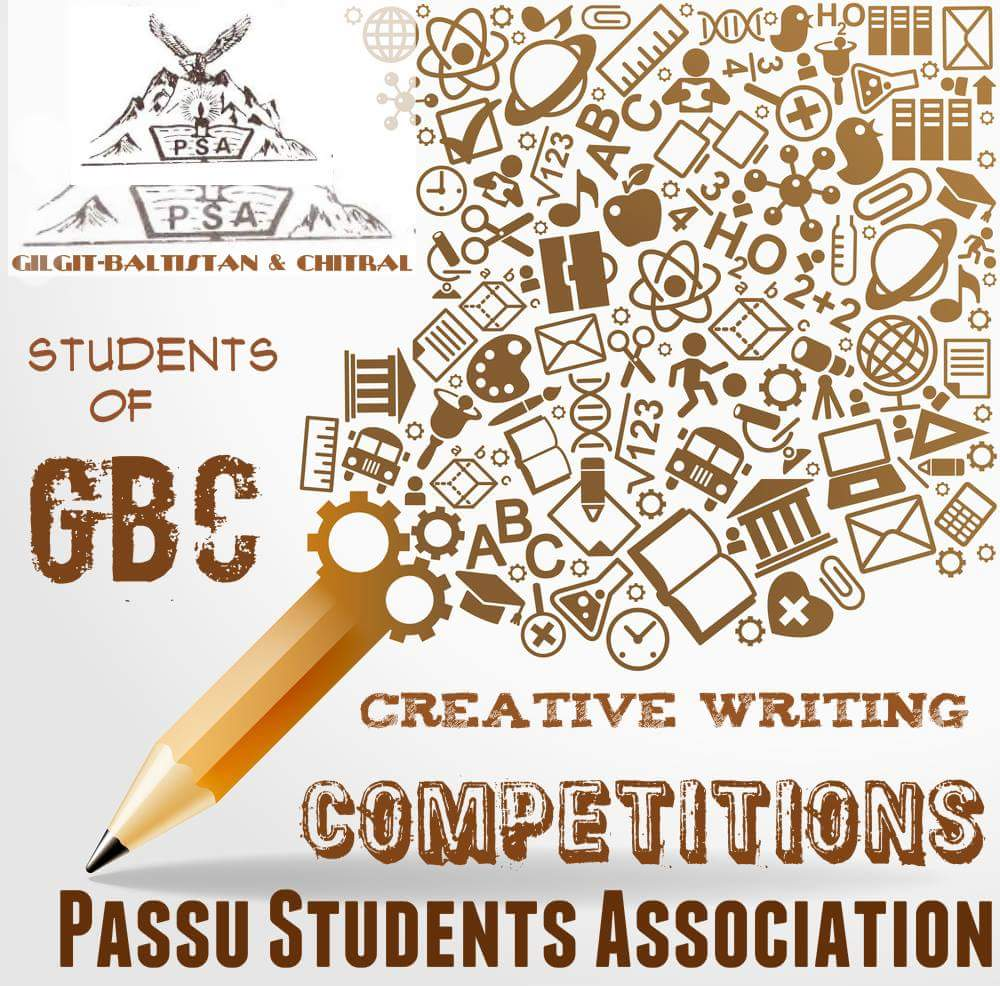 "Passu Students Association seeks entries for ""Creative Writing Competition"""