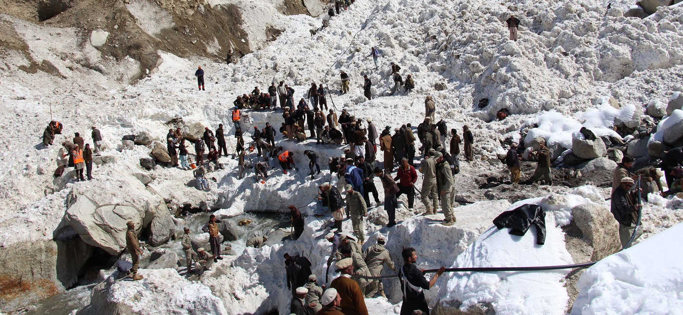 FOCUS Pakistan warns of more avalanches, landslides, as search operation continues in Susoom, Chitral
