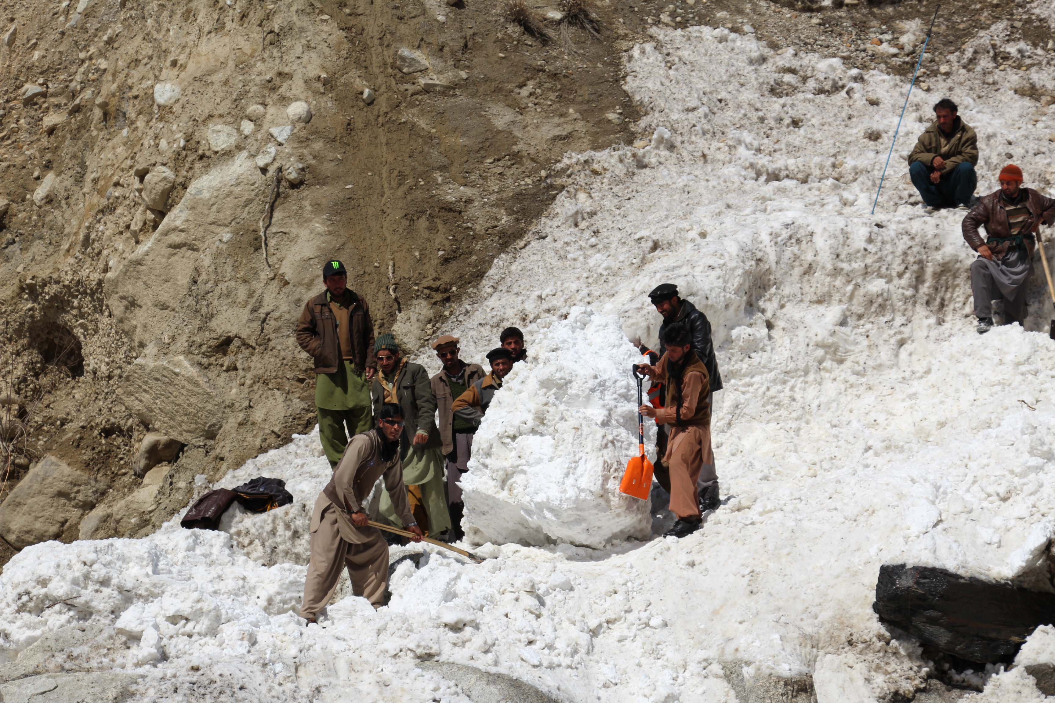 Chitral: Search for bodies continues without much success