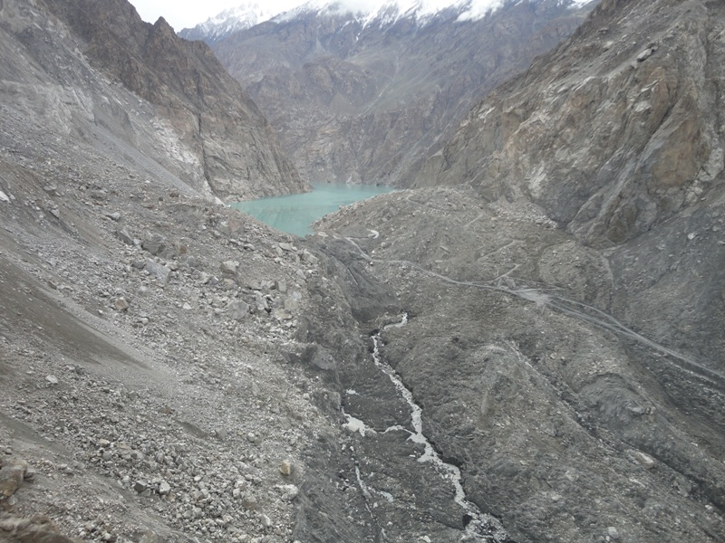 Bids invited for feasibility study of hydro power project at Attabad, Hunza