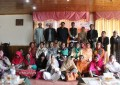 KADO and Hashoo Foundation train 150 people in wood carving, beads-making and music skills