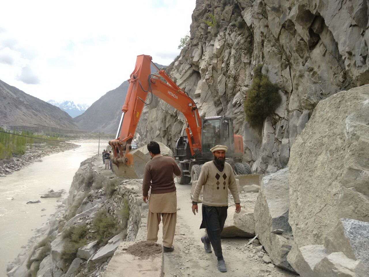 Nha Releases Roads Situation Report Pamir Times