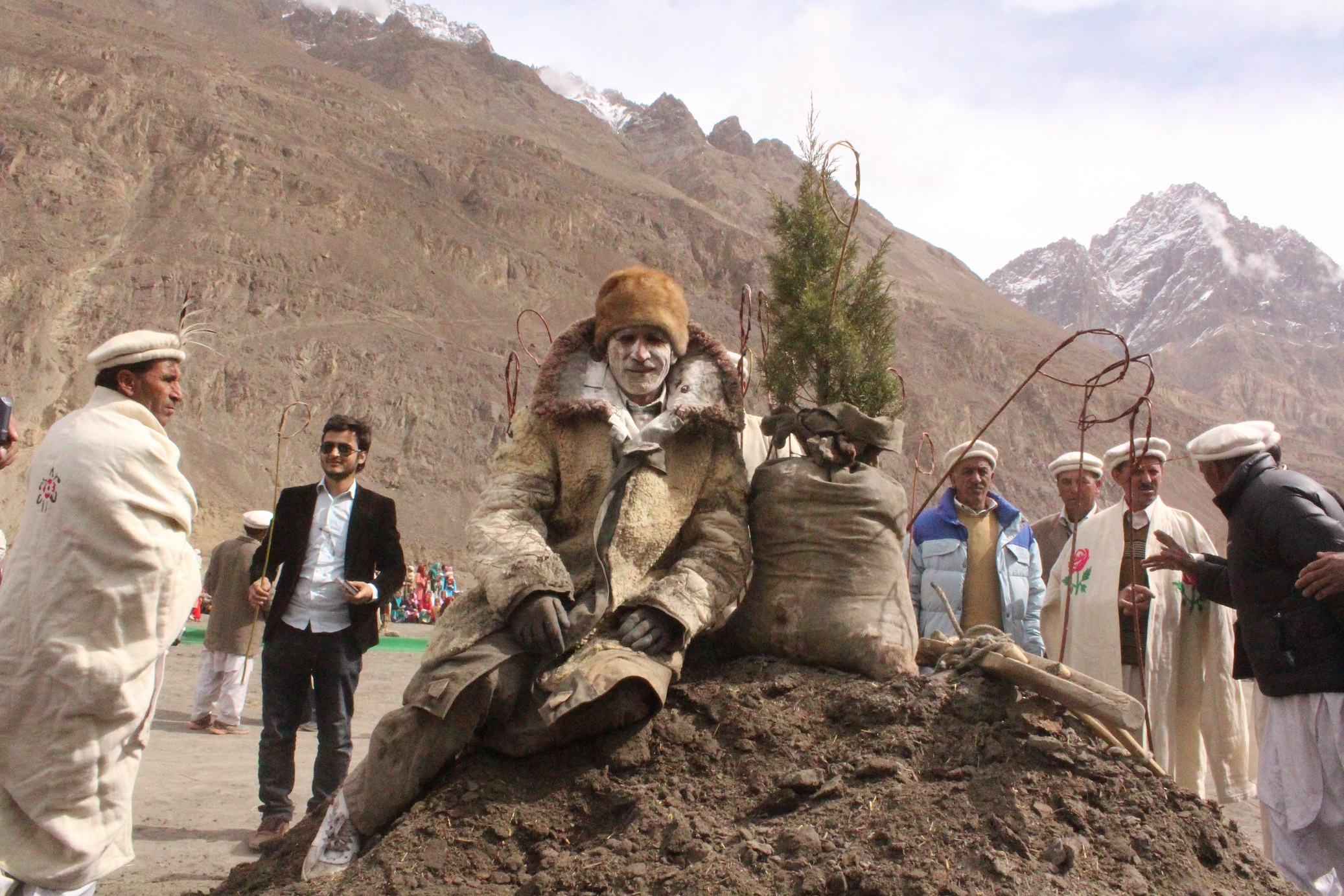 Taγ̌m Festival Celebrated in Shimshal Valley, Gojal
