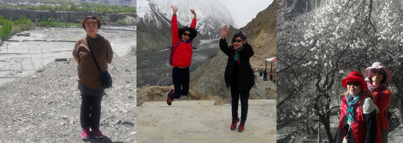 27 foreign tourists stuck in Hunza, request aerial evacuation