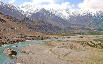 Some photographs of the beauty called Ghizer