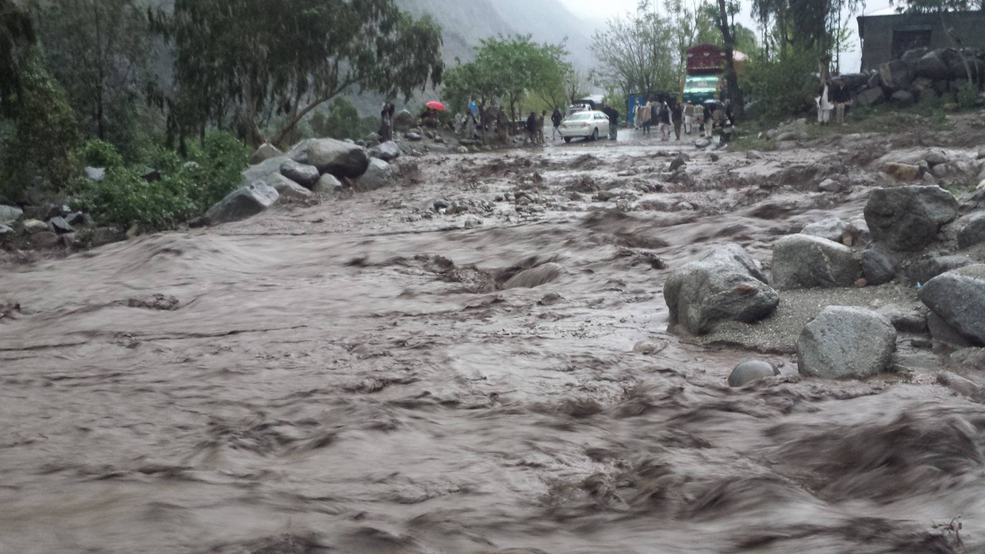 Death toll in rain-related disasters has risen to 12, GB govt announces closure of schools