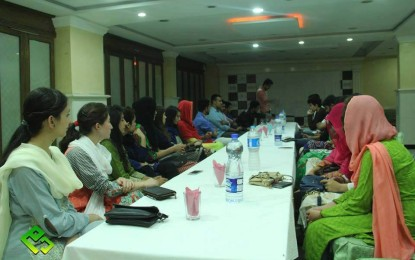 Orientation session of Organization for Educational Change held