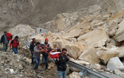 Compassion: Volunteers help save lives of patients in Gojal Valley, Hunza