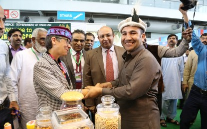 Businesses from Gilgit-Baltistan participate in Dawn Agri Expo