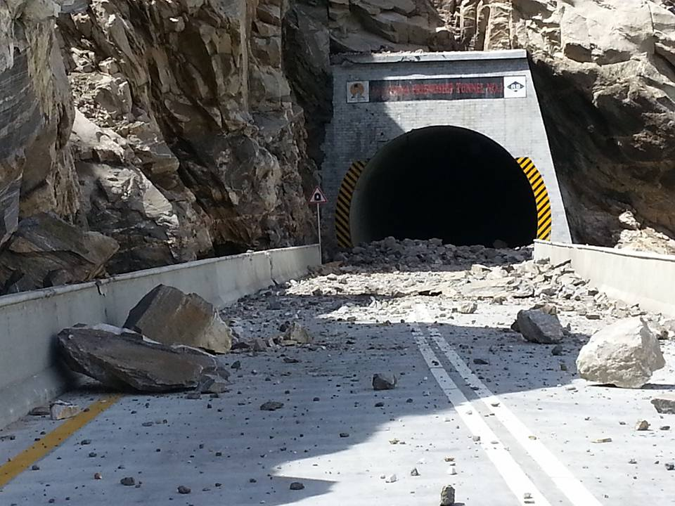 Tunnels (3)