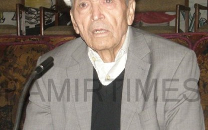 JKLF Supreme Leader Amanullah Khan is no more