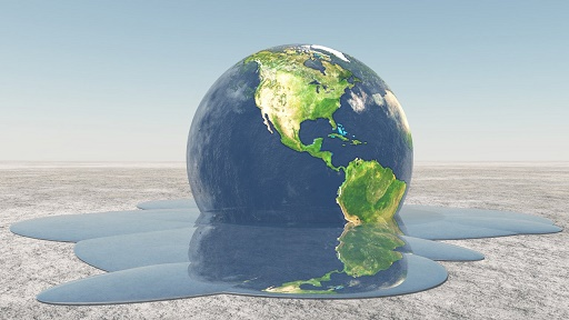 You know ….. It's all because of climate change!!