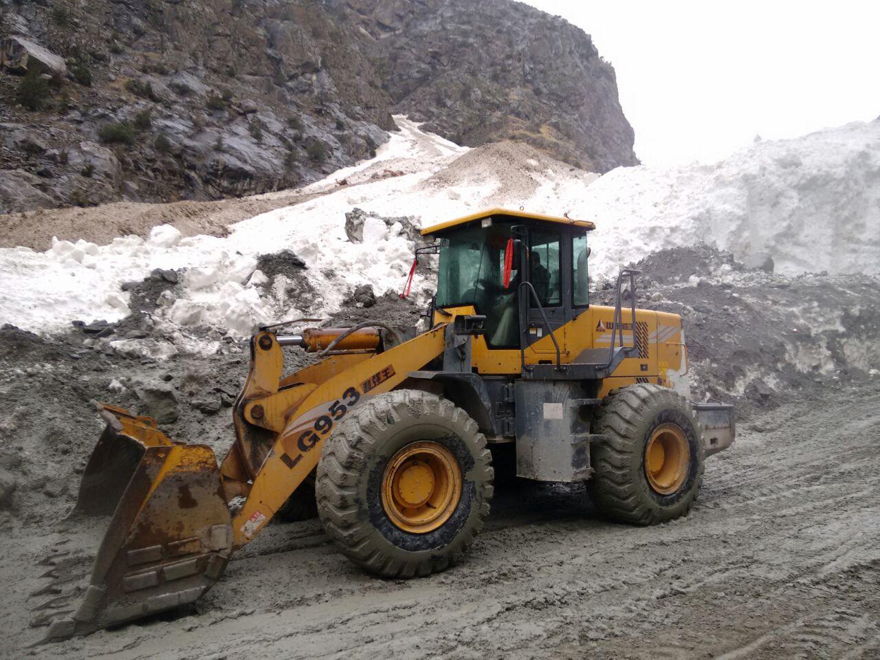 Work on opening of Naltar road underway