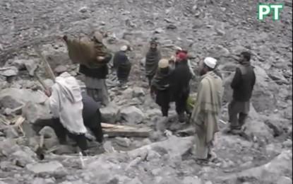 Village in Kohistan declared mass grave of 23 people buried by landslide