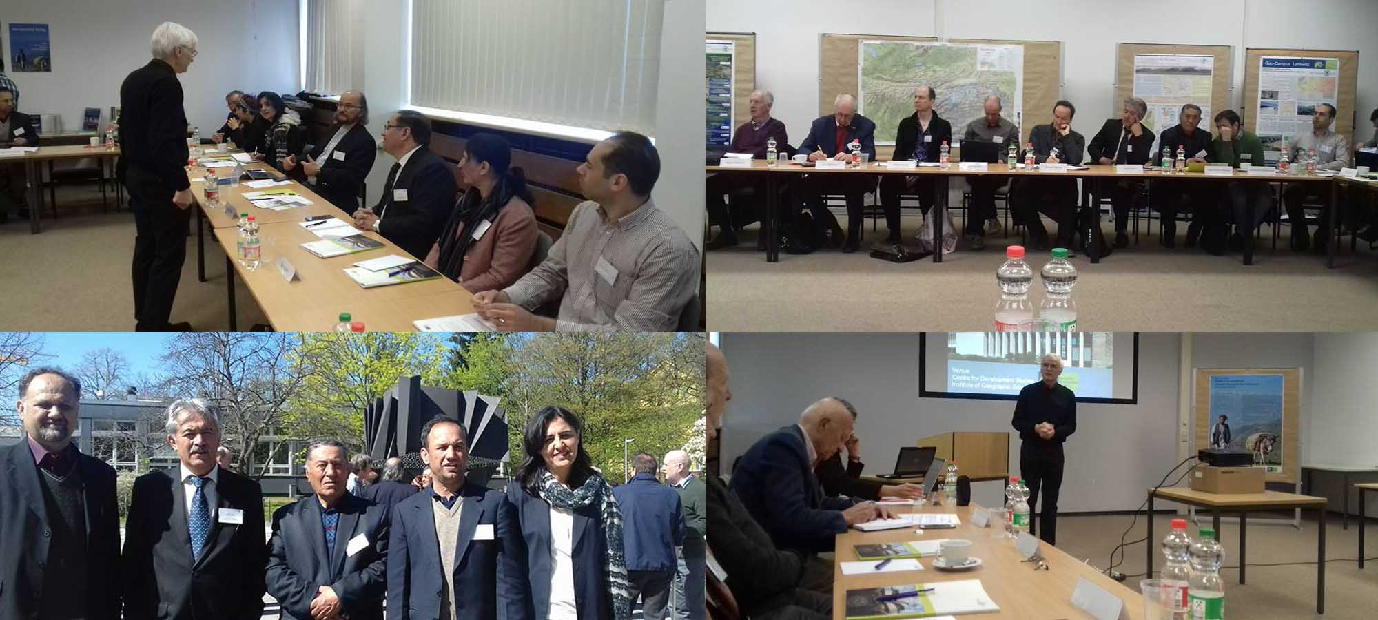 Scholars, researchers, development practitioners gather in Berlin to discuss 'Pamirs at crossroads'