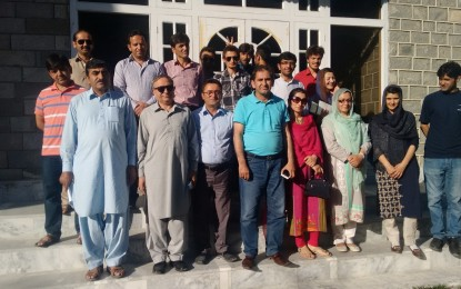 Interactive session of Ghulkin Youth Association with elders held
