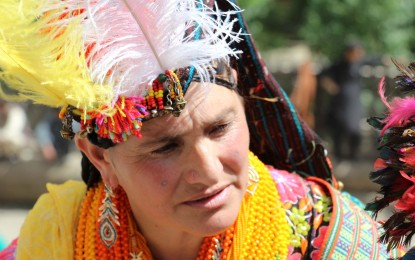 Pictorial – Chilim Josht Festival celebrated in Kalash Valley, Chitral