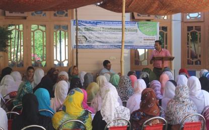 Women Empowerment through Early Childhood Development